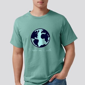 Peace on Earth (navy) T-Shirt