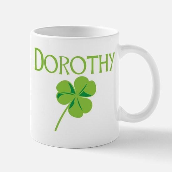 Dorothy shamrock Mug