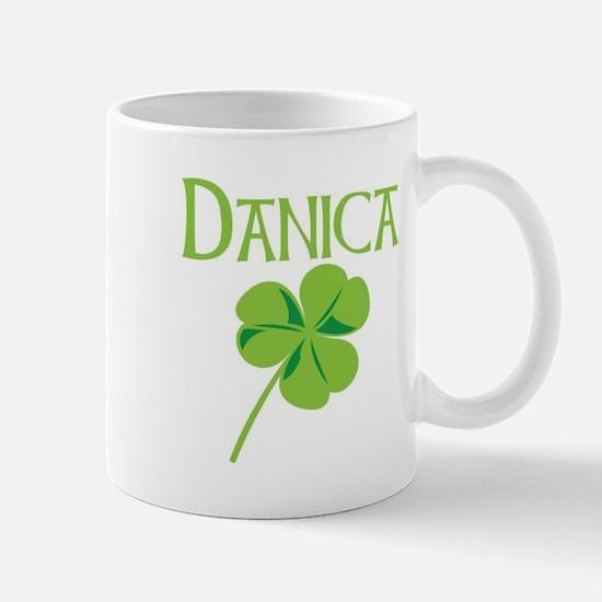 Danica shamrock Mug