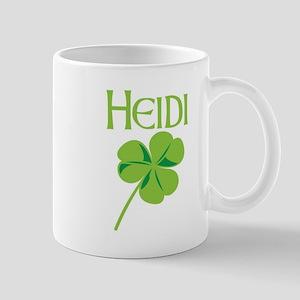 Heidi shamrock Mug