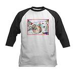 Giddeon's Winter Kids Baseball Jersey