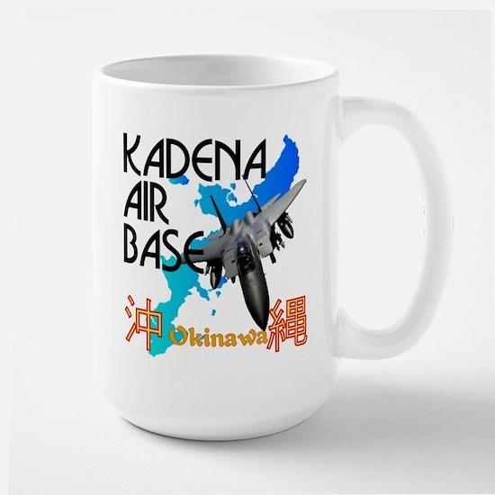 Kadena AB New Design Large Mug