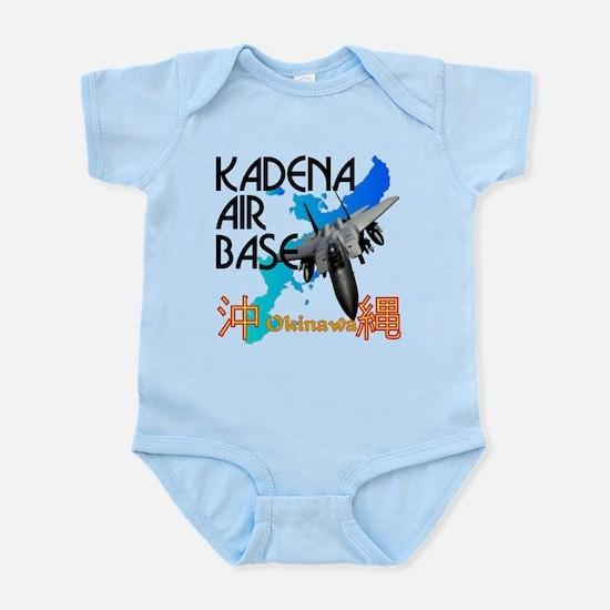 Kadena AB New Design Infant Bodysuit