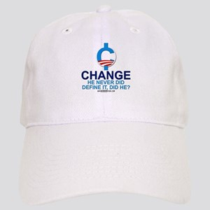 "Define ""Change"" Cap"