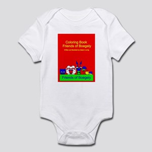 Coloring Book - Friends of Boegely Body Suit