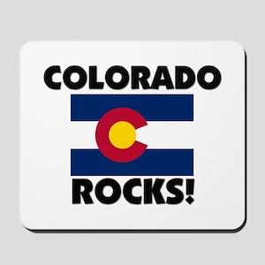 Colorado Rocks Mousepad