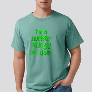 funny nuclear atomic radiation T-Shirt
