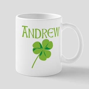 Andrew shamrock Mug