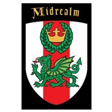 Midrealm Large 35x25 Poster