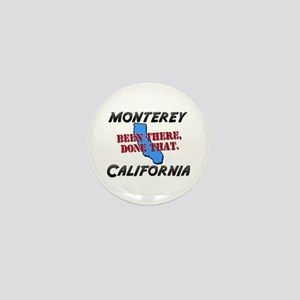 monterey california - been there, done that Mini B