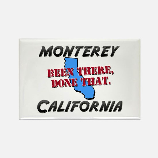 monterey california - been there, done that Rectan