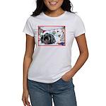 Inky's Winter Women's T-Shirt