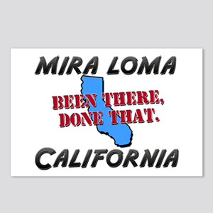 mira loma california - been there, done that Postc