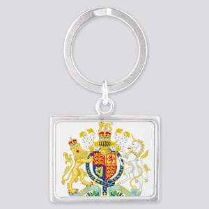 United Kingdom Coat of Arms Keychains