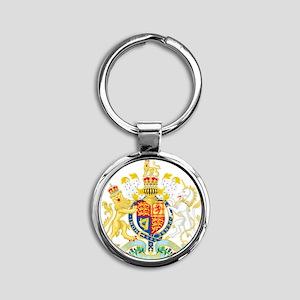 United Kingdom Coat of Arms Keychains