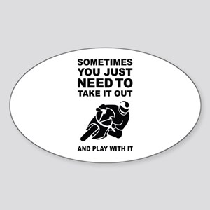 Take It Out And Play With It Sticker