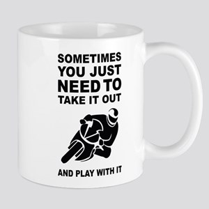 Take It Out And Play With It Mugs