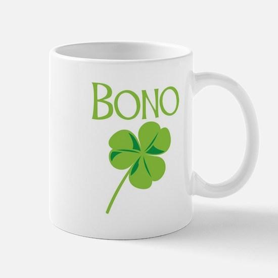Bono shamrock Mug