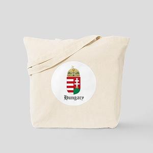 Hungarian Coat of Arms Seal Tote Bag