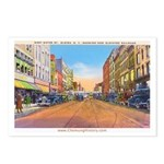 Chemung County - ELMIRA Postcards (Package of 8)