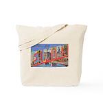 ELMIRA Postcard Tote Bag