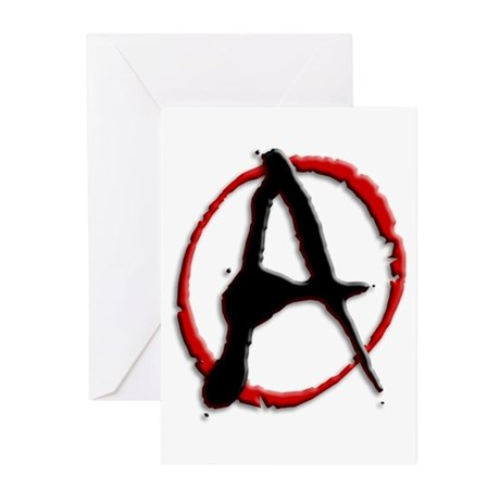 Anarchy Now Greeting Cards (Pk of 10)