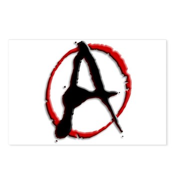 Anarchy Now Postcards (Package of 8)