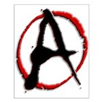 Anarchy Now Small Poster