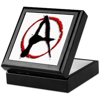 Anarchy Now Keepsake Box
