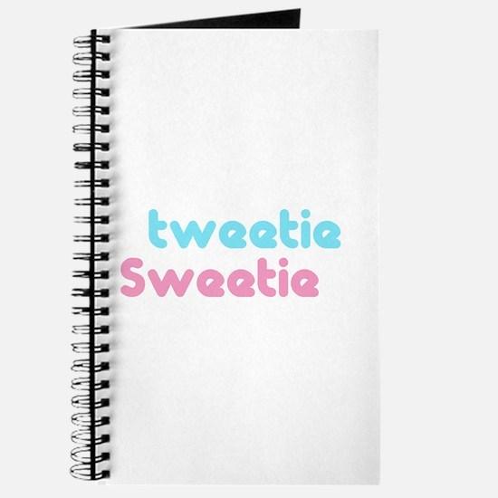 tweetie sweetie Journal