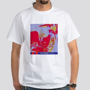 Psylightly Psychedelic T-Shirt (white)