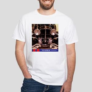 Duesie of a Shirt T-Shirt (white)