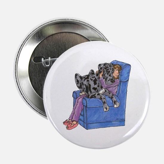 "NMrl Chair Hug 2.25"" Button"