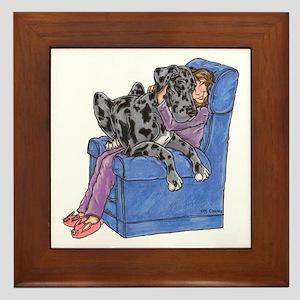 NMrl Chair Hug Framed Tile