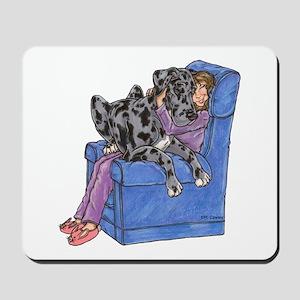 NMrl Chair Hug Mousepad
