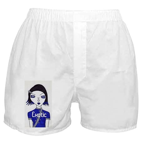 Exotic Boxer Shorts