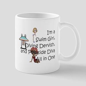 Swim Diva Mug