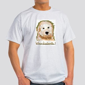 Whackadoodle! - Light T-Shirt