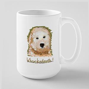 Whackadoodle! - Large Mug