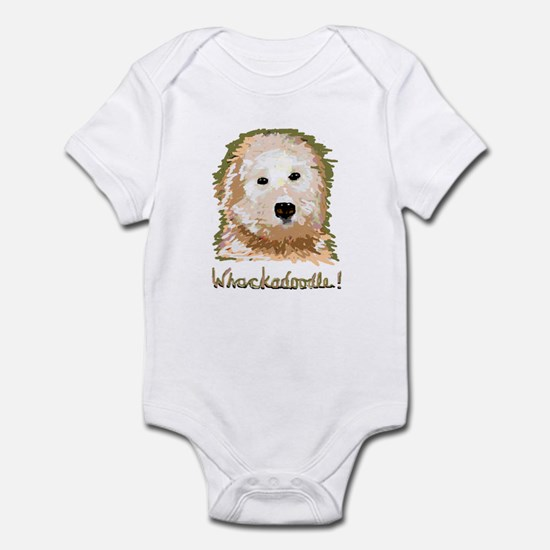 Whackadoodle! - Infant Bodysuit