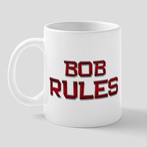bob rules Mug