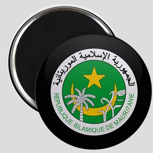 Coat of Arms of Mauritania Magnet