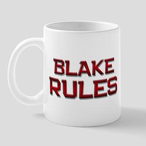 blake rules Mug