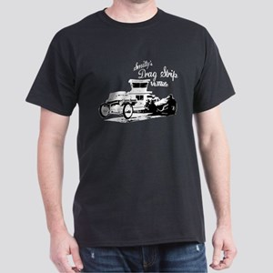 Smitty's Drag Strip Black T-Shirt