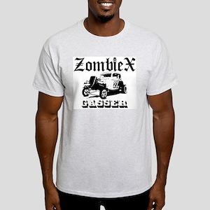 ZombieX Gasser Ash Grey T-Shirt