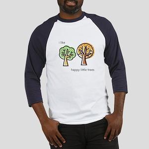 """""""Happy Trees"""" Baseball Jersey"""