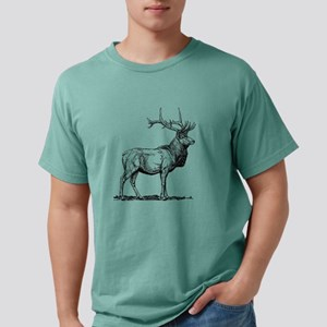Elk Sketch T-Shirt