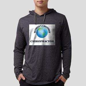 World's Greatest Chiropractor Long Sleeve T-Shirt