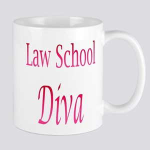 Law School Diva Mugs