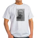 Prejudice William James Ash Grey T-Shirt